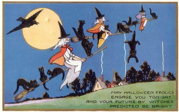 Have a safe and happy Halloween!